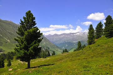 Stubaier Alpen - Ötztal - Österreich