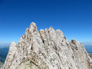 Abruzzo's mountain (Corno Piccolo)