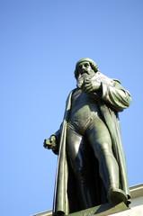 Mainz Statue of Johannes Gutenberg