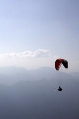 Paragliding in Lago di Garda
