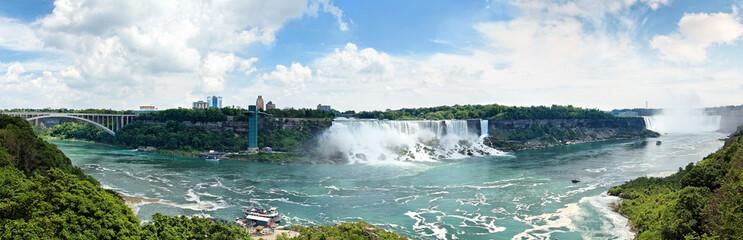 Panorama Niagarafälle