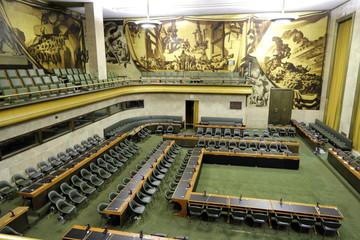 assembly hall Salle des Pas Perdus