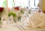 feierliche Festtafel