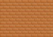 Muro di Mattoni-Brick Wall Background-Vector
