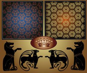 royal texture