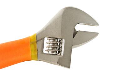 Adjustable spanner.