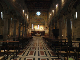 Chiusi - The Romanesque Cathedral  of San Secondiano