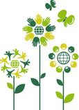 Eco flowers - 1