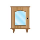 dresser, furniture, glass, classic poster