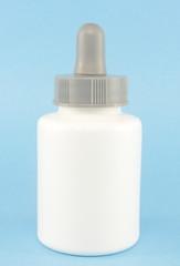 medical bottle and drppper