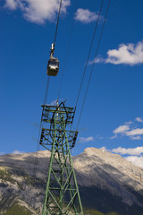 Banff Sulphur Mountain Gondola