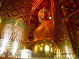 Thailand - Ayutthaya   Wat Phanan Choeng