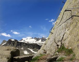 Klettersteig - via ferrata