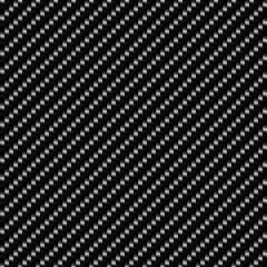 Carbon Fiber Seamless Background - dark version