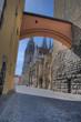 old town in Regensburg/Ratisbon, Bavaria, Germany