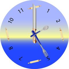 clock a tema