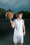 Ballhandling skills showcase poster