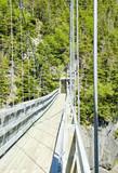 Suspension Bridge of La Manche, Newfoundland poster