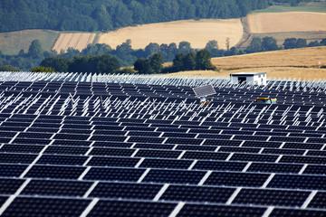 photovoltaik power plant building site 35