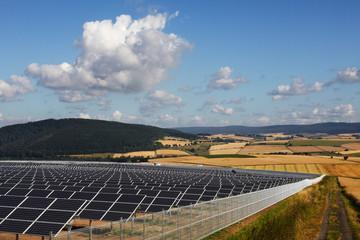 photovoltaik power plant building site 42