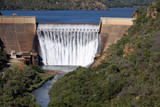 Damm am Blyde-River Canyon - Südafrika