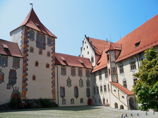 Hohes Castle - Füssen, Germany