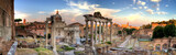 Fototapety rome hdr panoramic view