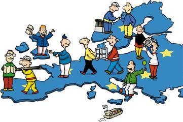 marche europeen