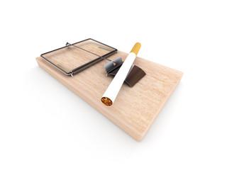 Tobacco trap