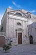 St. John the Baptist Church. Giovinazzo. Apulia.