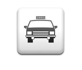 Boton cuadrado blanco taxi