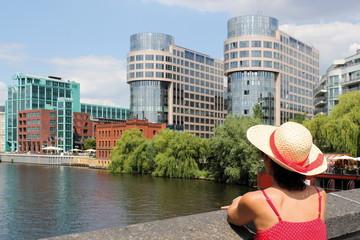Berlin-Touristin