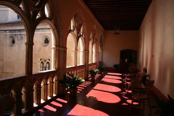 hospederia del real monasterio de guadalupe cáceres