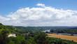 La roche guyon, donjon sur les coteaux de la Seine