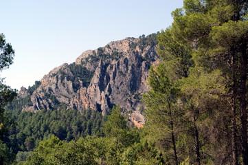 Parque Natural Hoces del Cabriel en España