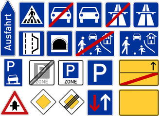 Verkehrszeichen Deutschland_1