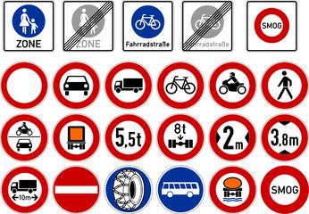 Verkehrszeichen Deutschland_3