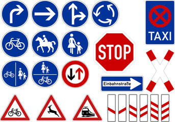 Verkehrszeichen Deutschland_4