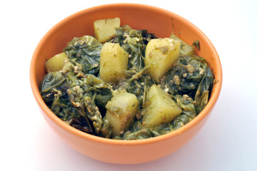 Peperoni friggitelli e patate
