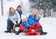 family-snow-fun 01
