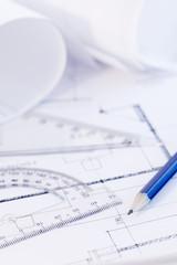 arquitectura y diseños, planos