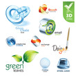 Set of vector design elements 13