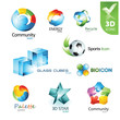 Set of vector design elements 14