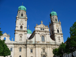 St. Stephen's Cathedral - Passau, Germany