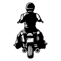 biker end