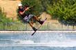 Wakeboarder Wassersport Erfrischung
