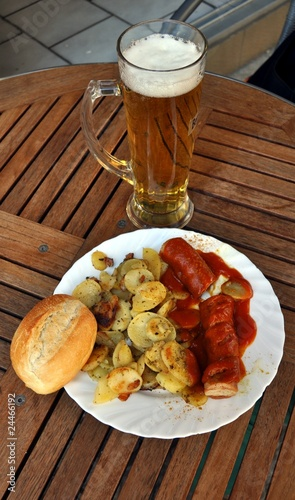 Curry Wurst a Berlino _01