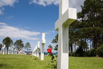 cimetière américain de Colleville