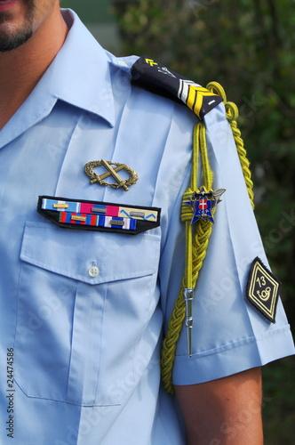 décorations militaires
