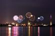 Feuerwerk Düsseldorf Kirmes 240710